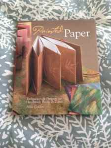 Painted Paper book