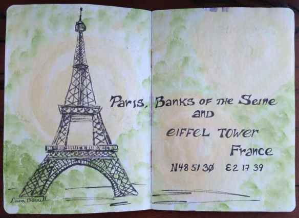 SBP Eiffel Tower