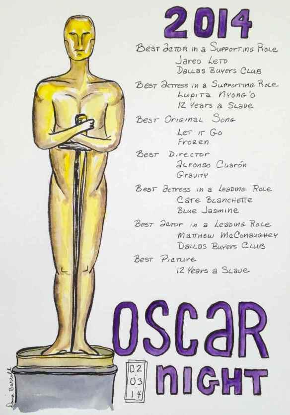 140302 Oscar