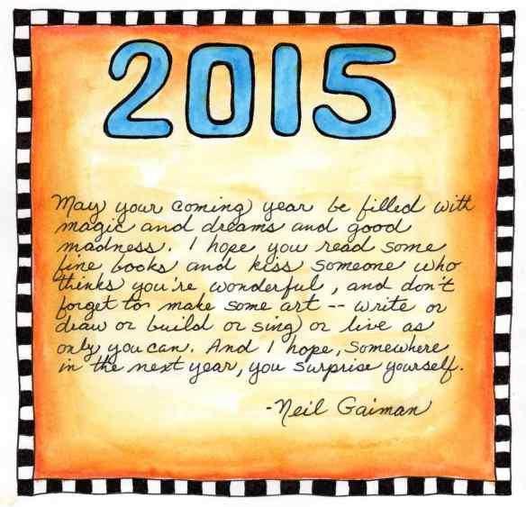 2015 Gaiman