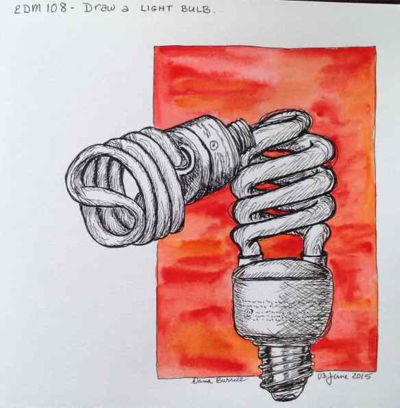 EDM108 - Light Bulb