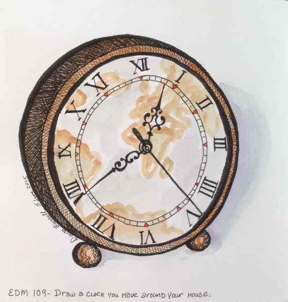 EDM109-Clock