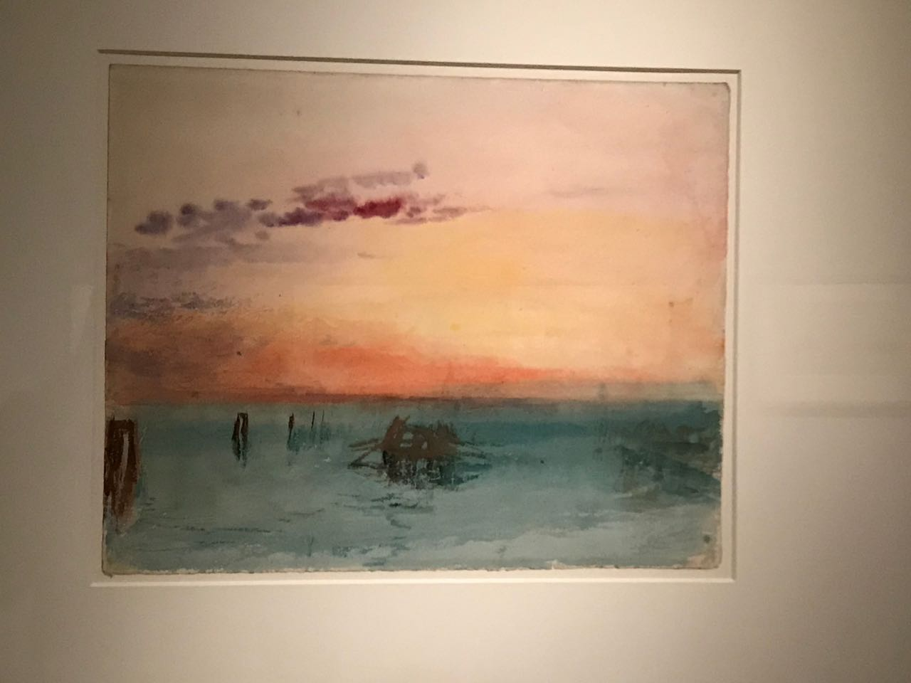 Turner23_Venice:LookingAcrossTheLagoonAtSunset1840